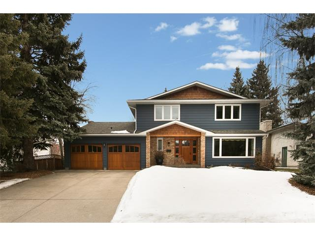 Main Photo: 619 WILDERNESS Drive SE in Calgary: Willow Park House for sale : MLS® # C4101330