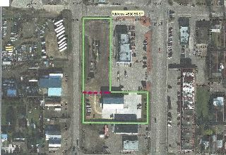 Main Photo: 4530 56 Street: Wetaskiwin Land Commercial for sale : MLS® # E4054490