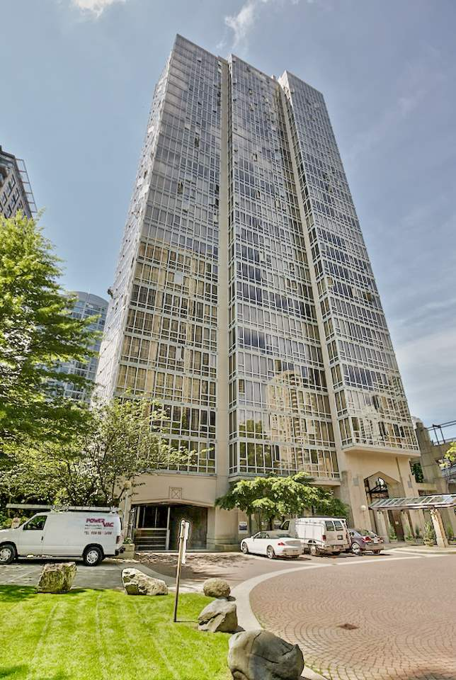 Main Photo: 2506 950 CAMBIE Street in Vancouver: Yaletown Condo for sale (Vancouver West)  : MLS® # R2147008