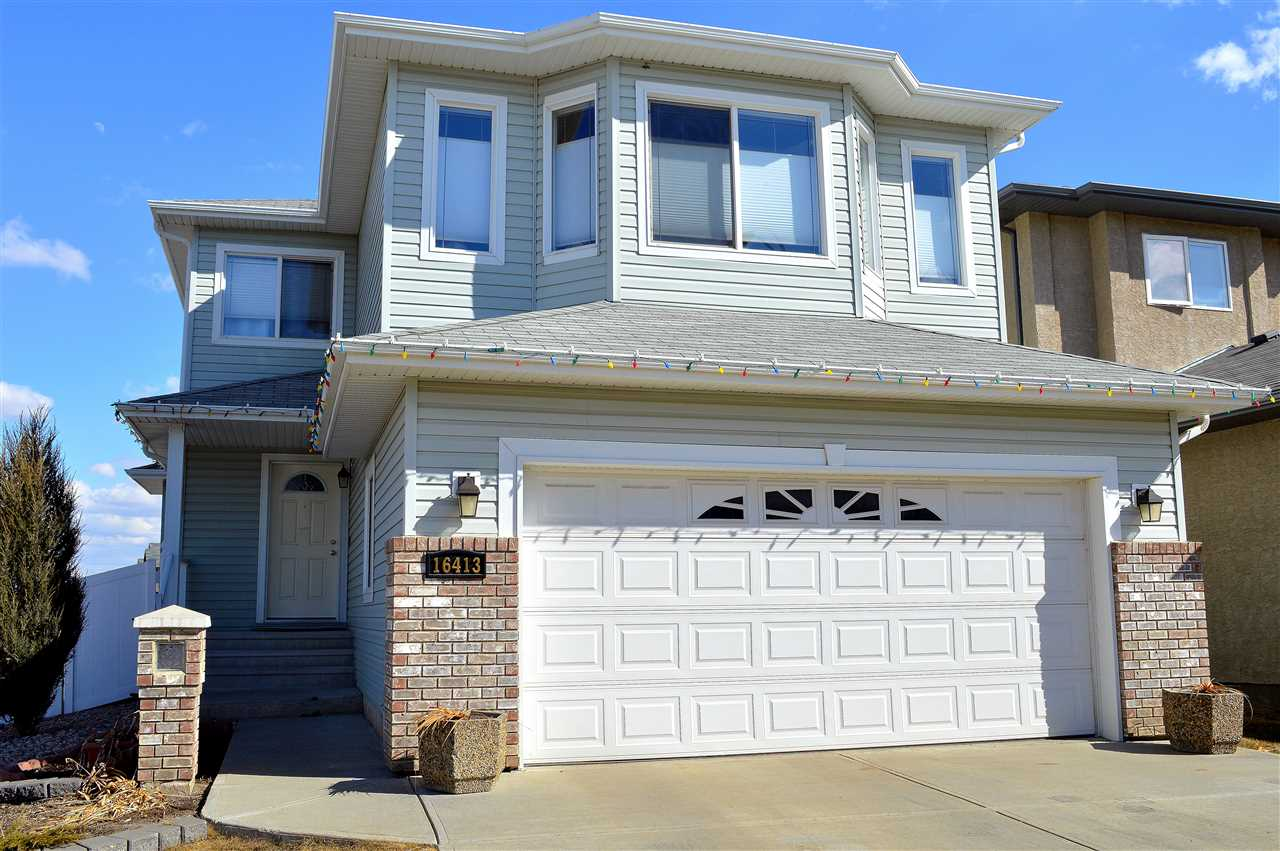Main Photo: 16413 49 Street in Edmonton: Zone 03 House for sale : MLS(r) # E4058350