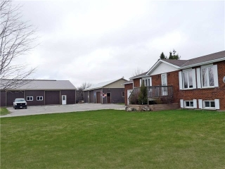 Main Photo: 156213 Highway 10 in Melancthon: Rural Melancthon House (Bungalow-Raised) for sale : MLS®# X3766262