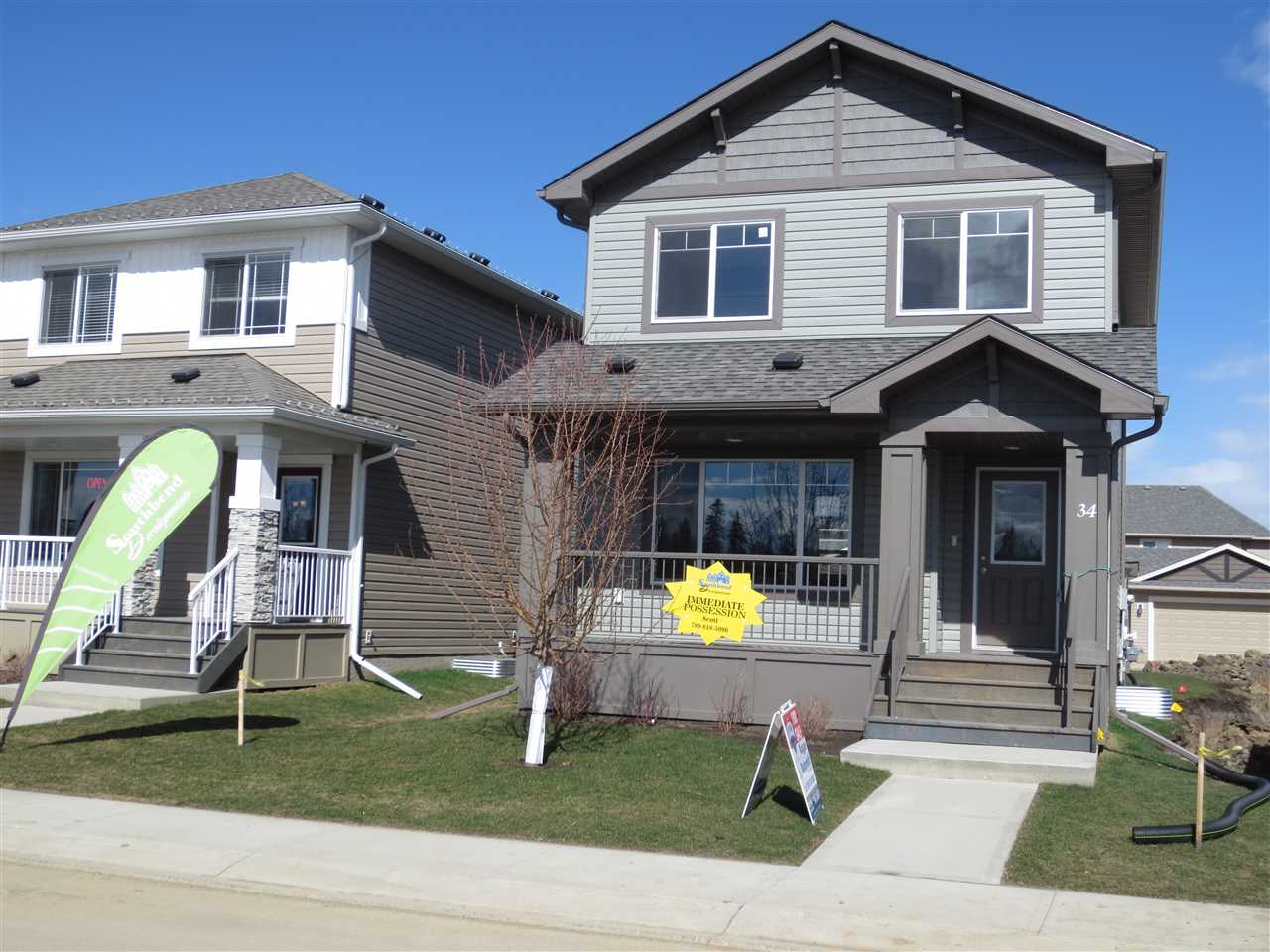 Main Photo: 34 HOPE Common: Spruce Grove House for sale : MLS(r) # E4062102
