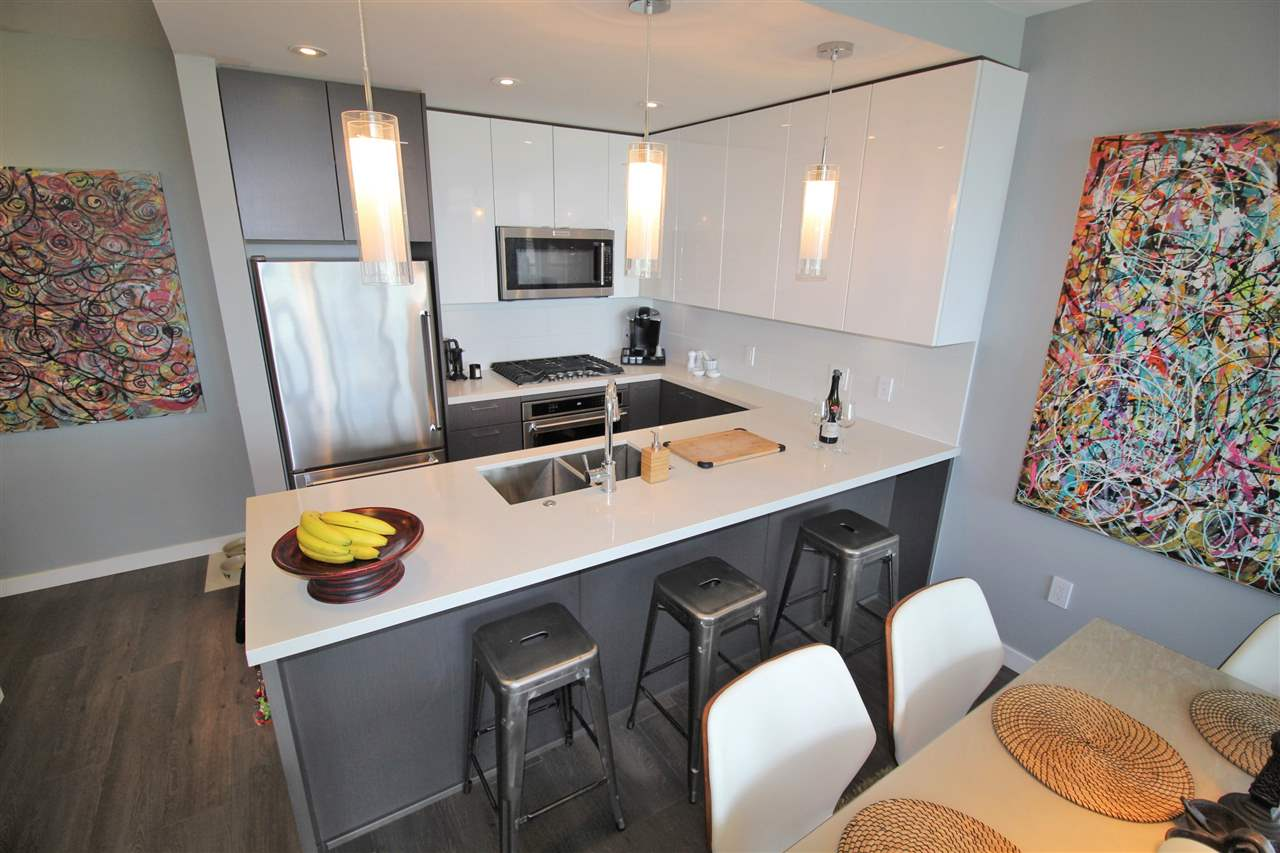"Photo 3: 2011 271 FRANCIS Way in New Westminster: Fraserview NW Condo for sale in ""PARKSIDE AT VICTORIA HILL"" : MLS® # R2164256"