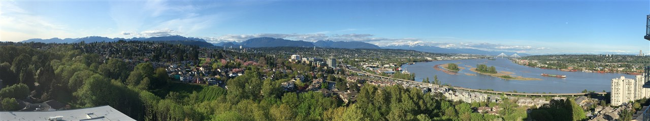 "Photo 19: 2011 271 FRANCIS Way in New Westminster: Fraserview NW Condo for sale in ""PARKSIDE AT VICTORIA HILL"" : MLS® # R2164256"