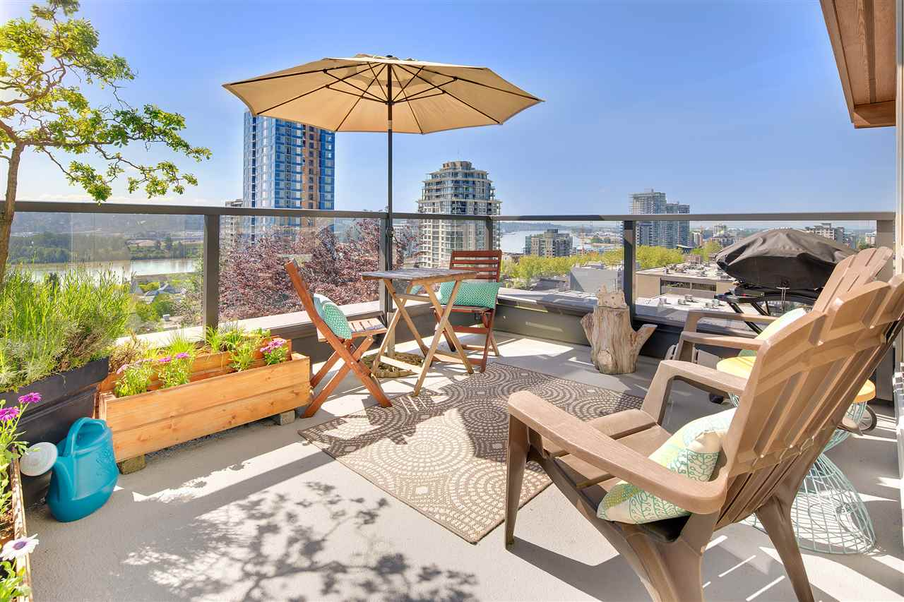 "Photo 13: 602 500 ROYAL Avenue in New Westminster: Downtown NW Condo for sale in ""Dominion"" : MLS® # R2169083"