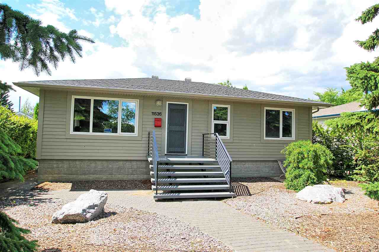 Main Photo: 11536 139 Street in Edmonton: Zone 07 House for sale : MLS(r) # E4069717