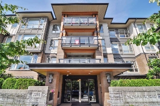 "Main Photo: 205 1150 KENSAL Place in Coquitlam: New Horizons Condo for sale in ""THOMAS HOUSE WINDSOR GATE"" : MLS(r) # R2188849"