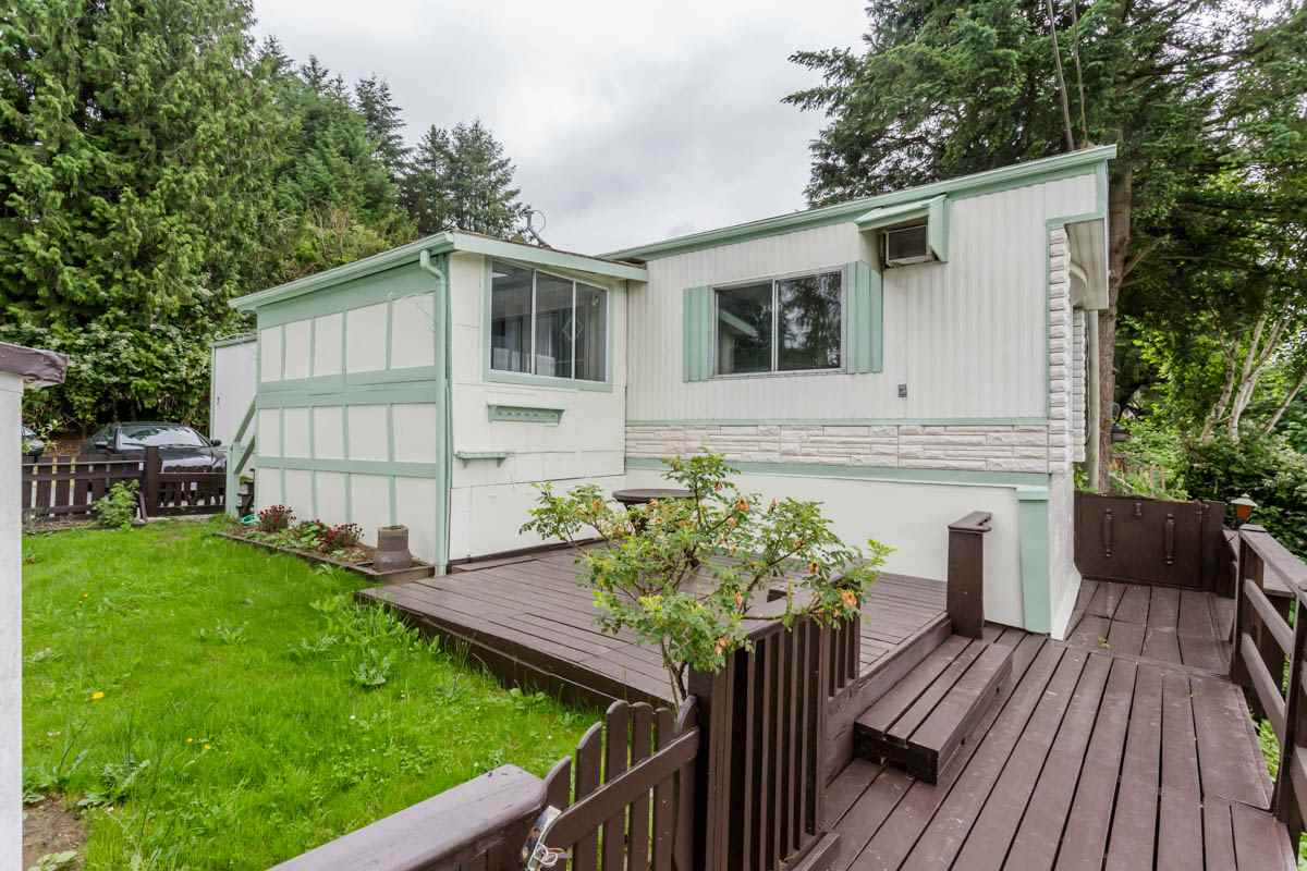 "Photo 3: 7 7241 HURD Street in Mission: Mission BC Manufactured Home for sale in ""Highland Mobile Park"" : MLS® # R2191991"