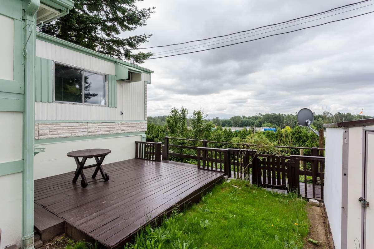 "Photo 2: 7 7241 HURD Street in Mission: Mission BC Manufactured Home for sale in ""Highland Mobile Park"" : MLS® # R2191991"