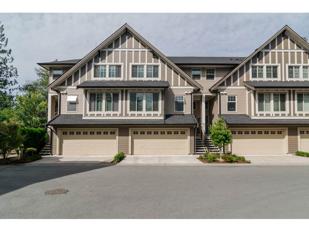 "Main Photo: 5 9590 216 Street in Langley: Walnut Grove Townhouse for sale in ""Woodrow Lane"" : MLS®# R2199635"