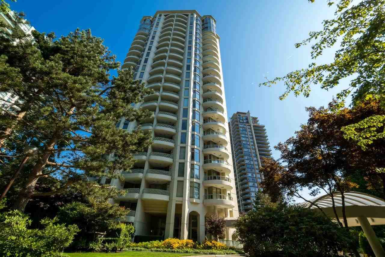 Main Photo: 304 6188 PATTERSON Avenue in Burnaby: Metrotown Condo for sale (Burnaby South)  : MLS® # R2202423