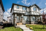 Main Photo: 2326 GLENRIDDING Boulevard in Edmonton: Zone 56 House Half Duplex for sale : MLS® # E4080868