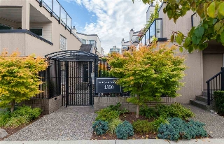 "Main Photo: 1 1350 W 6TH Avenue in Vancouver: Fairview VW Townhouse for sale in ""PEPPER RIDGE"" (Vancouver West)  : MLS® # R2209385"