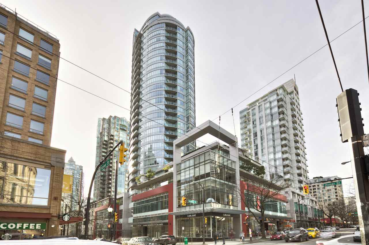 "Main Photo: 2601 833 HOMER Street in Vancouver: Downtown VW Condo for sale in ""Atelier"" (Vancouver West)  : MLS® # R2222062"