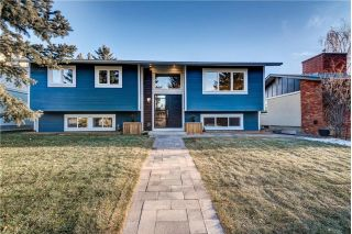 Main Photo: 6516 LAW Drive SW in Calgary: Lakeview House for sale : MLS® # C4147426