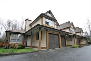 "Main Photo: 3 23151 HANEY Bypass in Maple Ridge: Cottonwood MR Townhouse for sale in ""STONEHOUSE ESTATES"" : MLS® # R2231499"