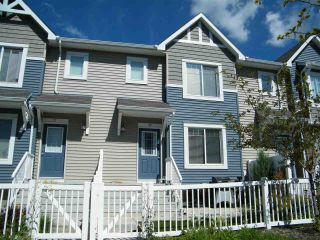 Main Photo: 18 3625 144 Avenue in Edmonton: Zone 35 Townhouse for sale : MLS® # E4095078
