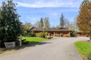 Main Photo: 13115 EDGE Street in Maple Ridge: Northwest Maple Ridge House for sale : MLS®# R2242796