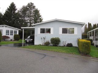 "Main Photo: 14 2120 KING GEORGE Boulevard in Surrey: King George Corridor Manufactured Home for sale in ""FIVE OAKS"" (South Surrey White Rock)  : MLS®# R2240131"