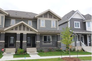 Main Photo:  in Edmonton: Zone 27 House Half Duplex for sale : MLS® # E4099869