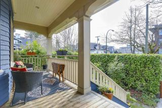 Main Photo: 2305 W 8TH Avenue in Vancouver: Kitsilano House 1/2 Duplex for sale (Vancouver West)  : MLS® # R2246589