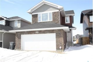 Main Photo: 410 Kolynchuk Crescent in Saskatoon: Stonebridge Residential for sale : MLS®# SK724447