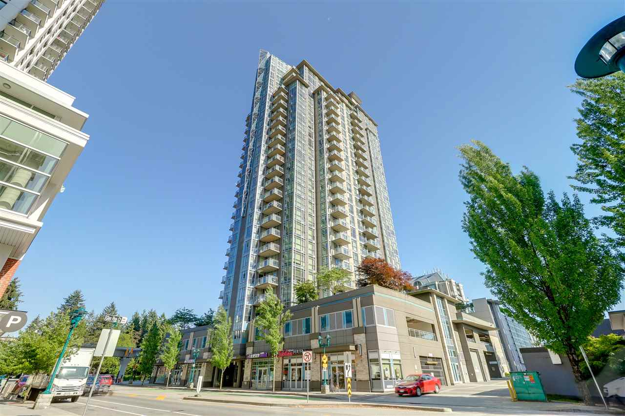FEATURED LISTING: 1008 - 3008 GLEN Drive Coquitlam