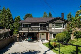 Main Photo: 3595 ST. GEORGES Avenue in North Vancouver: Upper Lonsdale House for sale : MLS®# R2273725