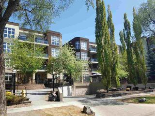 Main Photo: 428 10407 122 Street in Edmonton: Zone 07 Condo for sale : MLS®# E4114888