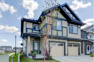 Main Photo: 2545 COUGHLAN Road in Edmonton: Zone 55 House Half Duplex for sale : MLS®# E4116443