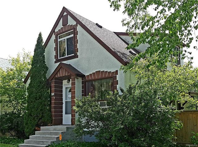 Main Photo: 1080 Redwood Avenue in Winnipeg: Residential for sale (4B)  : MLS®# 1816493