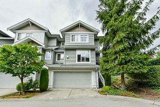 "Main Photo: 52 16760 61 Avenue in Surrey: Cloverdale BC Townhouse for sale in ""Harvest Landing"" (Cloverdale)  : MLS®# R2288508"