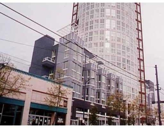 "Main Photo: 1012 933 SEYMOUR ST in Vancouver: Downtown VW Condo for sale in ""THE SPOT"" (Vancouver West)  : MLS® # V559490"