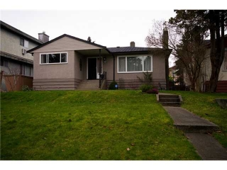 Main Photo: 465 W 63RD Avenue in Vancouver: Marpole House for sale (Vancouver West)  : MLS(r) # V934202