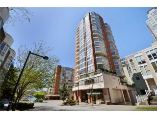 Main Photo: 1204 1625 HORNBY Street in Vancouver: Yaletown Condo for sale (Vancouver West)  : MLS® # V980059