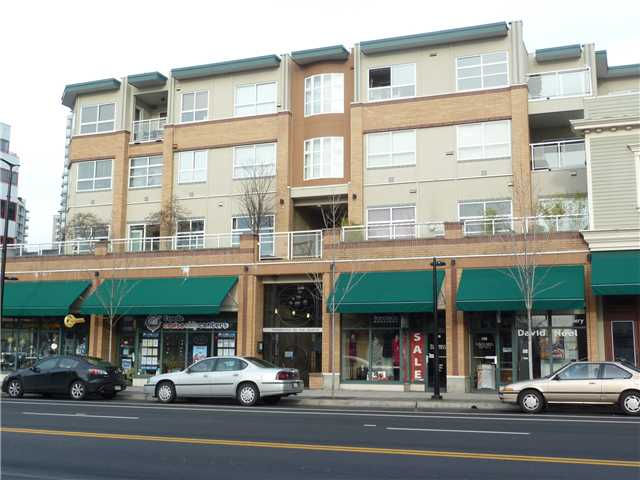 Main Photo: 408 108 W Esplanade Avenue in North Vancouver: Lower Lonsdale Condo for sale : MLS® # V983444