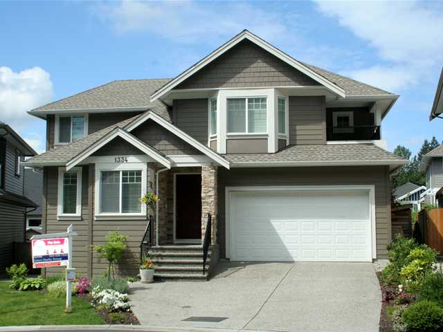 Main Photo: 1334 CANARY PL in Coquitlam: Burke Mountain House for sale : MLS® # V1003686