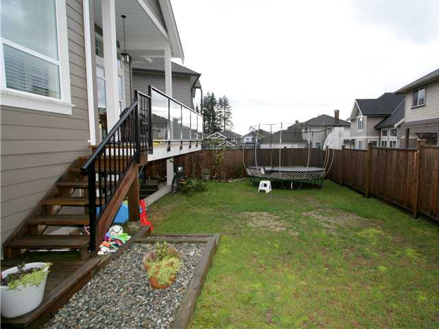 Photo 12: 1334 CANARY PL in Coquitlam: Burke Mountain House for sale : MLS® # V1003686