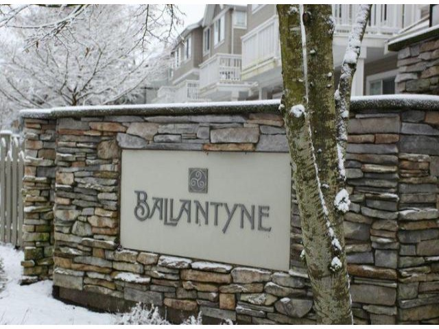 "Main Photo: 70 8775  161ST ST in Surrey: Fleetwood Tynehead Townhouse for sale in ""Ballantyne"" : MLS® # F1300787"