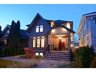 Main Photo: 4553 W 14TH Avenue in Vancouver: Point Grey House for sale (Vancouver West)  : MLS(r) # V1093670