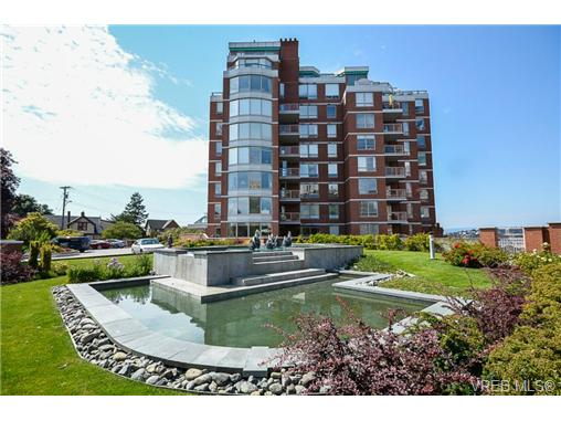 Main Photo: 104 630 Montreal Street in VICTORIA: Vi James Bay Condo Apartment for sale (Victoria)  : MLS®# 348410