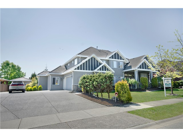 "Main Photo: 15322 57TH Avenue in Surrey: Sullivan Station House for sale in ""SULLIVAN STATION"" : MLS® # F1440119"