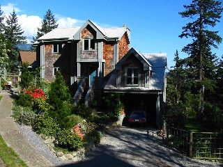 "Main Photo: 342 CREEK Road: Bowen Island House for sale in ""EAGLE CLIFF"" : MLS®# R2025478"