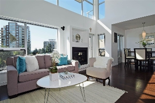 Main Photo: PH12 1288 CHESTERFIELD AVENUE in : Central Lonsdale Condo for sale : MLS®# V1143371