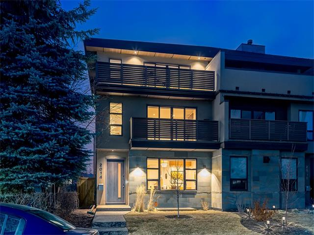 Main Photo: 2014 46 Avenue SW in Calgary: Altadore House for sale : MLS® # C4052991