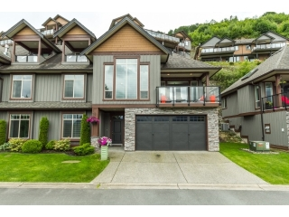 "Main Photo: 2 43540 ALAMEDA Drive in Chilliwack: Chilliwack Mountain Townhouse for sale in ""RETRIEVER RIDGE"" : MLS(r) # R2075790"