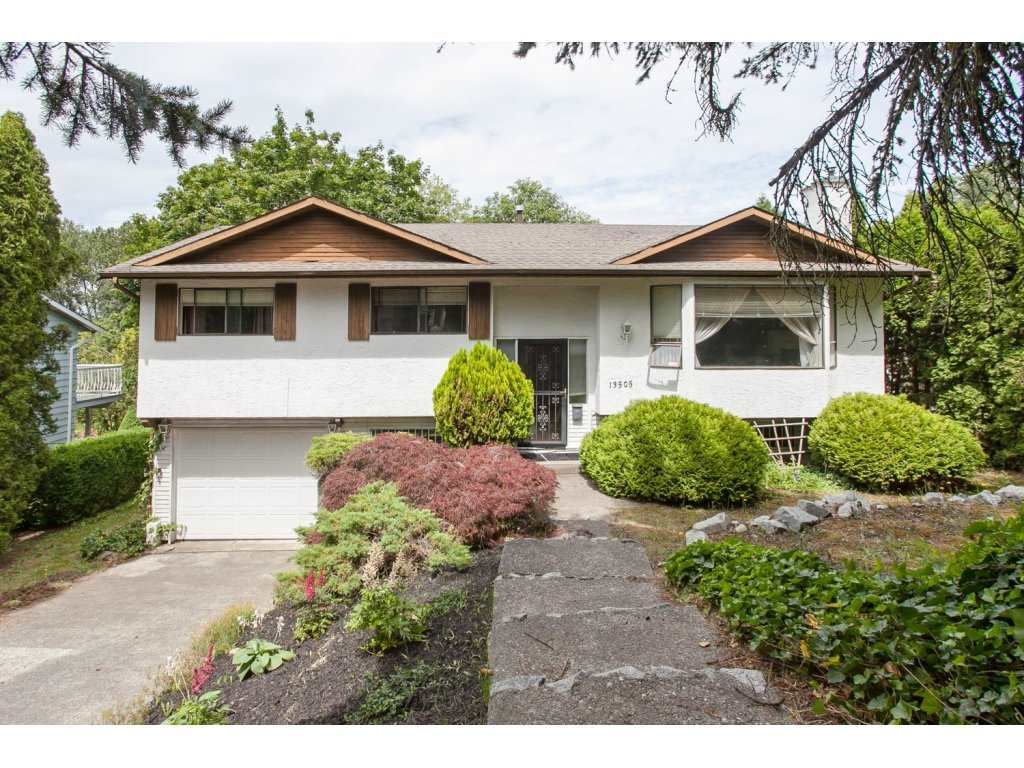 Main Photo: 13505 CRESTVIEW Drive in Surrey: Bolivar Heights House for sale (North Surrey)  : MLS® # R2084009