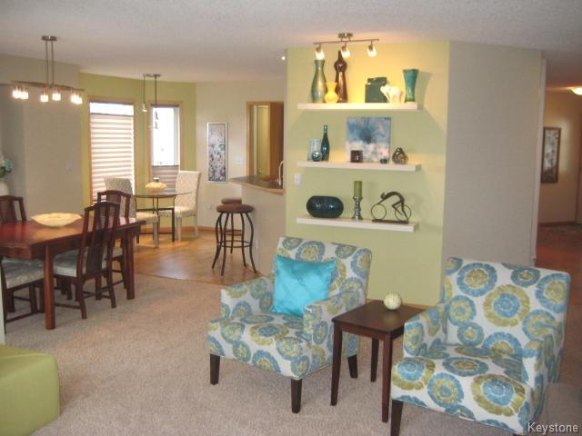 Photo 4: 128 WYNDSTONE Circle in Birds Hill: East St Paul Condominium for sale (3P)  : MLS(r) # 1620831