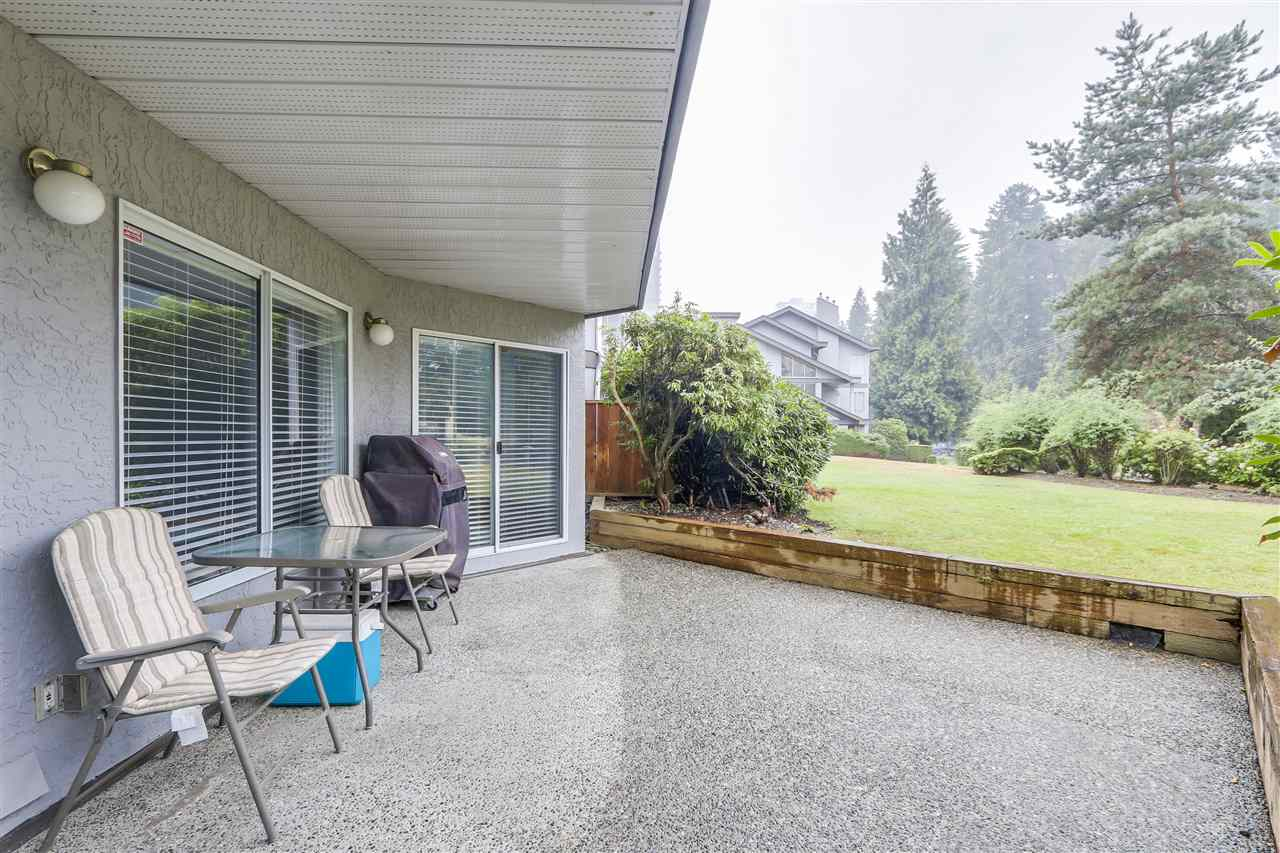 "Main Photo: 104 1171 PIPELINE Road in Coquitlam: New Horizons Condo for sale in ""GLENWOOD PLACE"" : MLS® # R2099031"