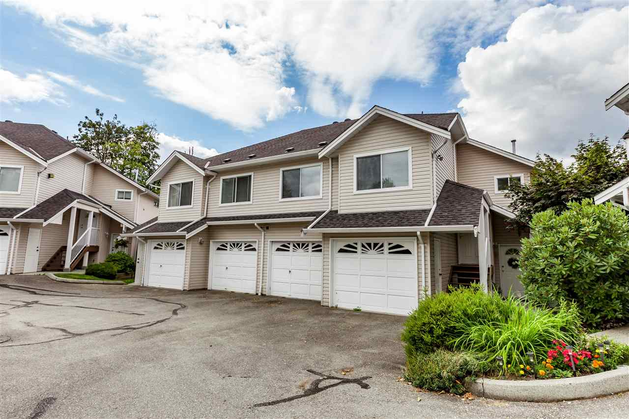 "Photo 1: 36 11588 232 Street in Maple Ridge: Cottonwood MR Townhouse for sale in ""COTTONWOOD VILLAGE"" : MLS® # R2099549"
